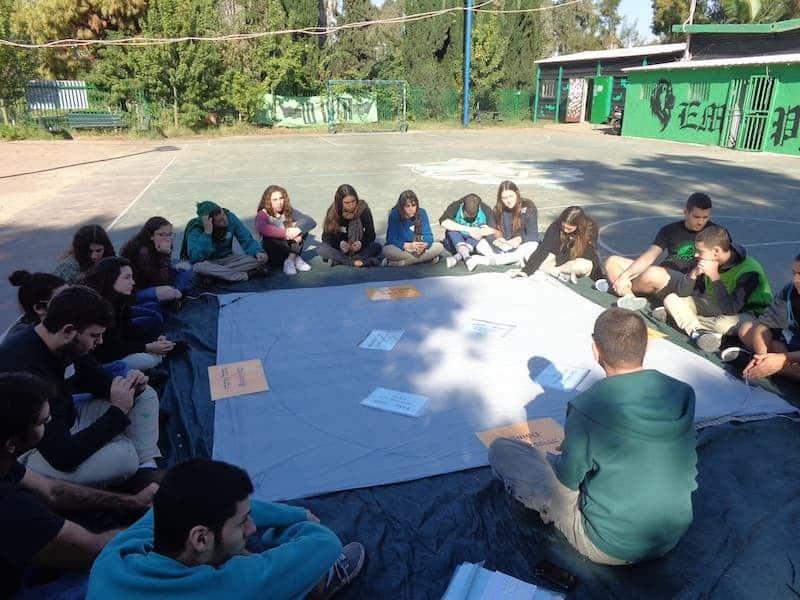 מעגל ההסכמה – מרחב בטוח, גבולות ותקשורת אינטימית